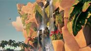 Devils Ridge - waterfall