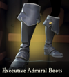 Sea of Thieves - Executive Admiral Boots