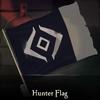 Sea of Thieves - Hunter Flag