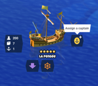 Shipassigncaptain