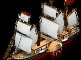 SS California (1 slot)