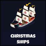 Buttonchristmasships