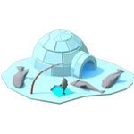 Inuitvillage