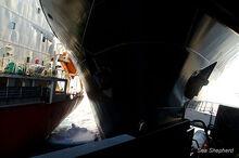 Nisshin Maru rams Sea Shepherd ships and Sun Laurel