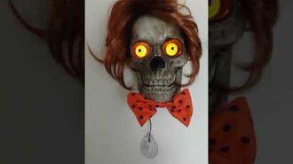 Chattering Skulls-Funny Bones