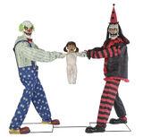 Tug of War Clowns