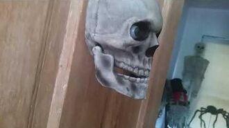 Seasonal Visions Chattering Skull demo