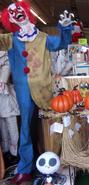 Big Top Clown Menards Halloween 2019