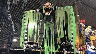 Underworld Clown Halloween Animatronic