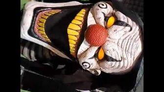 Underworld Clown Animated Halloween Prop-1