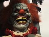 Cagey Clown Doll