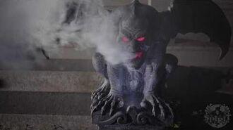 Fogging Gargyole - Spirit Halloween