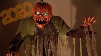 The Pumpkin King (SVI New Animatronic 2020)