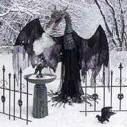 Dark Night Dragon