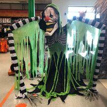 Underworld Clown set-up in store
