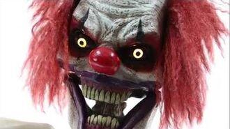 Twitching Clown - Spirit Halloween