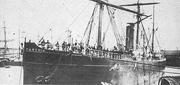 SS Parthia 1870