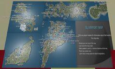 SL Airport Map - around 2011