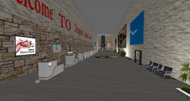 Dragonair Regional Airport, airline counters (03-15)
