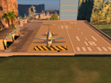 Oxitage Airfield