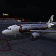 Yggdrasil Airlines A318 June-22-2015 picture 1