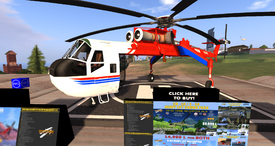 Sikorsky S-64 Skycrane (Milestone) 1