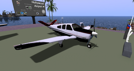 Beechcraft Bonanza (DSA) 1