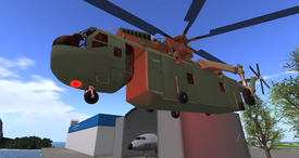 Sikorsky CH-54 Tarhe (Milestone) 4