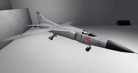MiG-23 Flogger B (AMOK) 1