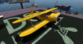 Beechcraft Staggerwing (DSA) 1