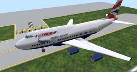 Boeing 747 (LeZinc) 1
