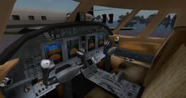 Cessna Citation 560XL (DSA) 2