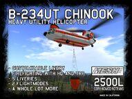 234UT Chinook (AMOK) Promo