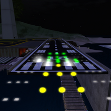 Elites Airfield Runday