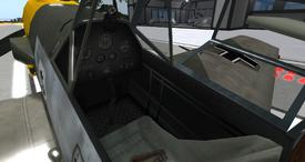 Messerschmitt BF-109 (E-Tech) 2