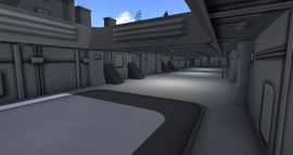 USS Reprisal Storage, looking NE (11-14)