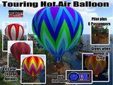 Velocity Touring Balloon