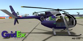 GridEx MD-500 (S&W)