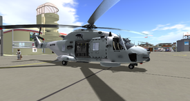 NHIndustries NH90 (S&W) 1