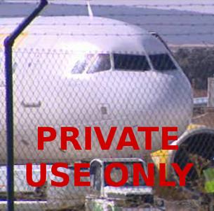 Private airport
