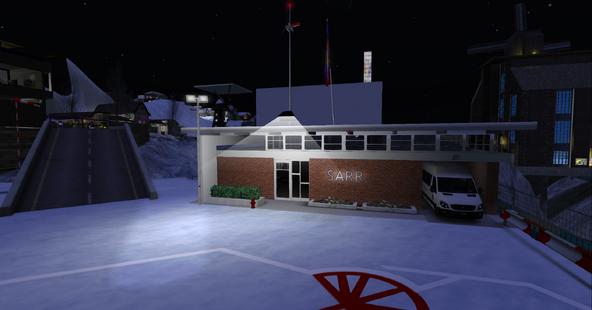 Refugio Station Reception 006