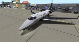 Embraer Phenom 300 (Dani) 1