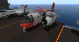 Grumman S-2 Tracker (OAI) 1