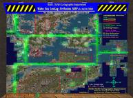 Blake Sea LowLag Air-Routes MAP v2.1 - 2 May 2010
