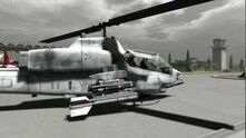 "AH-1W ""SuperCobra"""