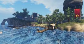 Mole Bay Village 001