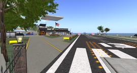 Waypoint Airport, looking SE (01-14)