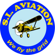 SL Aviation Group Logo