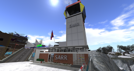 12th January 2020 SARR Terminal and ATC 001