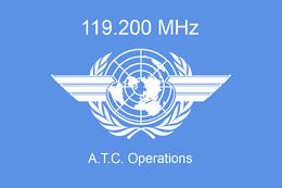 119.200 MHz Group Logo